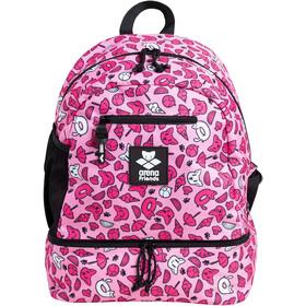 arena Team Friends Backpack Kids, rosa